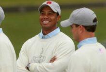 Notah Begay dice que Tiger quiere ganar 20 Grandes