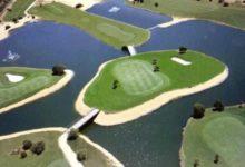 Muere ahogado un golfista escocés en un campo onubense, al intentar rescatar una bola de un lago