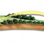 Hoyo 9 Carolina Cherry, 414 metros, Par 4. Historical average: 4.15 Historical rank: T11