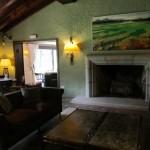 Interior de la casa club de Golf Platja de Pals