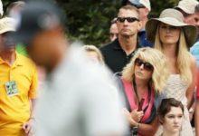 Revuelo en Augusta con Lindsey Vonn, por primera vez tras Tiger