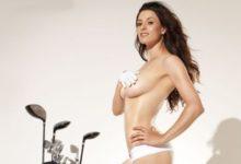 A Verchenova le sentó muy bien la maternidad. La jugadora y modelo posó desnuda para 'Maxim' (CRÓNICA y VÍDEO)