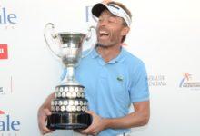 Maratón ganado por Raphael Jacquelin en El Parador de El Saler