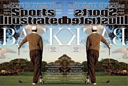 Tiger Woods regresa a la portada de 'Sports Illustrated'