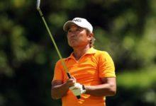 Un profesional nipón ganó con los permisivos Ping G25