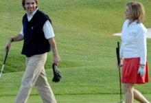 El Club de Campo Villa de Madrid costeó 203 clases de golf a la familia de Aznar (El Mundo)