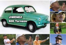 Jiménez «El Mecánico» ya tiene el 600