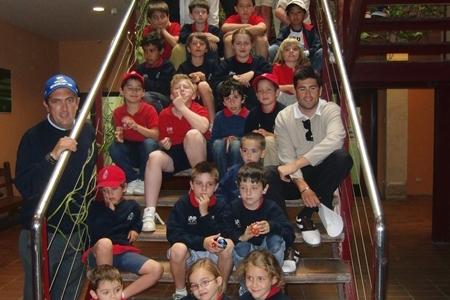 Torneo de clausura de curso de la Escuela de Alicante Golf, que ya prepara su Escuela de Verano