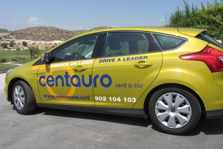 Conduce a un líder en vacaciones, como Centauro