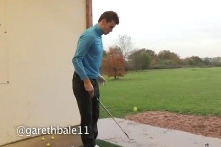 Gareth Bale ¿un golfista galés para el Real Madrid? (VIDEO)