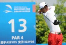 Guan, el chino de 14 años, en el Byron Nelson (PGA Tour)