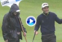 El chino Liang firmó 68 con dos eagles. Resumen de los mejores golpes en el PGA (VÍDEO)