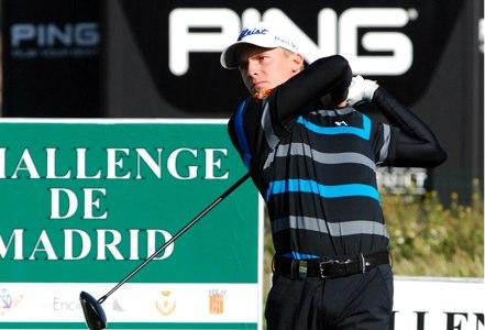 Jordi García Pinto, campeón en el Challenge de Kenia, estará en Tecina Golf