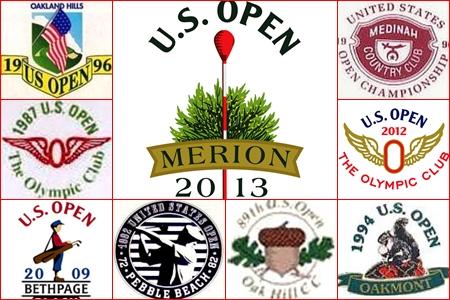 Estos son los campeones del US Open 1895-2012. Todos los datos: campo, puntuación, ganancias…