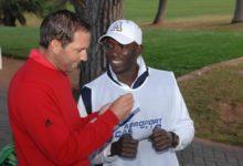 Golfistas negros piden castigo para Sergio García