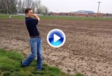 Luke, el Forrest Gump del golf (VIDEO)