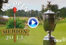 Vídeo que repasa la historia de los campeonatos de la USGA en el Merion GC