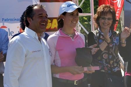 Mireia Prat, campeona en Lugo (LETAS)