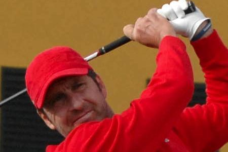 José María Olazábal. Foto OpenGolf