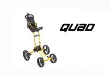 Llega el Quad, el carro plegable de 4 ruedas (VÍDEO)