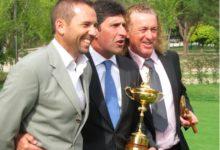 Jiménez suma 600 y García, al PGA de Wentworth tras 13 años