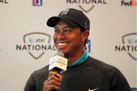 Tiger Woods, en una foto de archivo