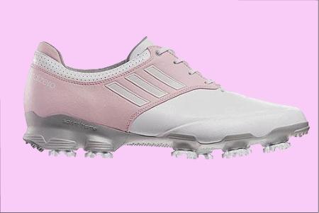 Zapato Adidas que lucirá Sergio García el domingo