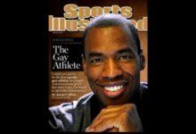 Jason Collins, el jugador de la NBA que admitió ser gay, golfista contra el estrés