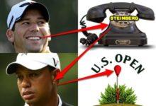 La 'Z' de Sergio: cita con Woods en el US Open