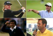 Jiménez, el mejor en un 'Grande' esquivo para el golf español