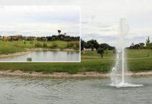 El suministro de agua vuelve a Valdeluz tras 40 días de suspensión por deudas