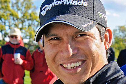 Andrés Romero se une a Roberto Castro en el liderato del AT&T