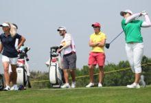 Las coreanas controlan un US Open que nació torcido para España