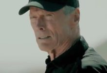 Clint Eastwood, rápido en el Oeste lento en golf (VIDEO)