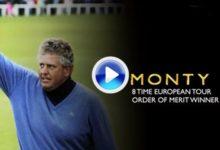 Montgomerie cumple 50 años, felicidades para el escocés (VÍDEO)