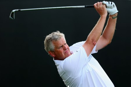Colin Montgomerie Foto Getty Images, cedida