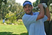 David Borda es el líder en el Club de Campo Villa de Madrid