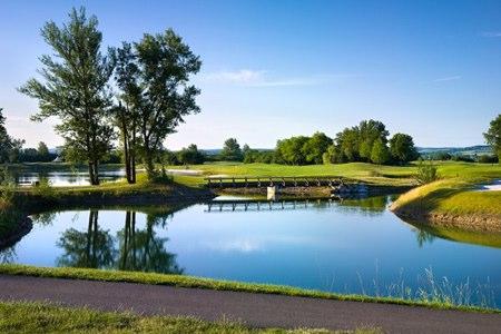 Diamond Country Club, sede del Open de Austria. Foto: European Tour