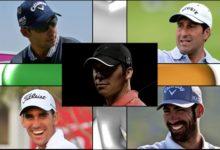 Paul Casey volvió a ganar, en el Open de Irlanda, y 4 españoles terminaron en el 'top 5'