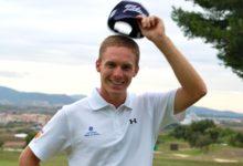 Jordi Gª Pinto, a tres golpes de la cabeza en el St.Omer (Challenge)