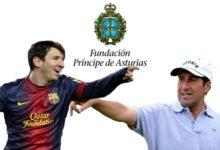 La polémica de Leo de Messi con el fisco relanza la candidatura de Olazábal al Príncipe de Asturias