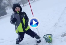 'I Love Golf', el rap de un niño de 5 años (VIDEO)
