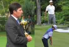 Tiger y McIlroy, frente al 'Príncipe de Asturias' Olazábal