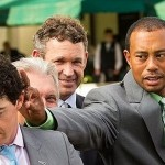 Rory McIlroy y Tiger Woods