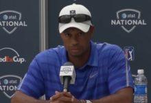 Tiger: 'No estaré al cien por cien, pero podré jugar el Open'