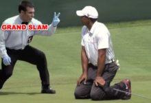 El Grand Slam, ¿china en el zapato para Tiger?
