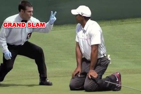 Tiger Woods anuncio calzado