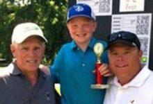 Un niño de 9 años firmó 58 golpes en Carolina del Sur