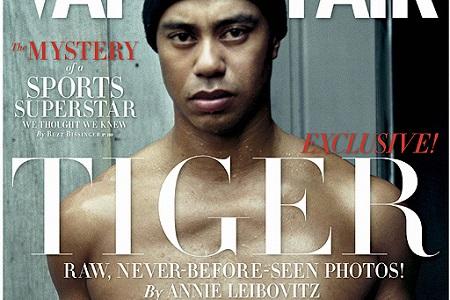 10 01 04 Vanity Fair Tiger Woods