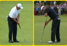 El PGA Tour rectifica y prohibirá el anclaje de los 'putters' largos